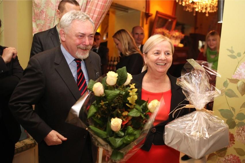 Jacek Majchrowski i Elżbieta Koterba współpracowali 8 lat. Rozstanie nie jest miłe, wiceprezydent dowiedziała się o nim na urlopie