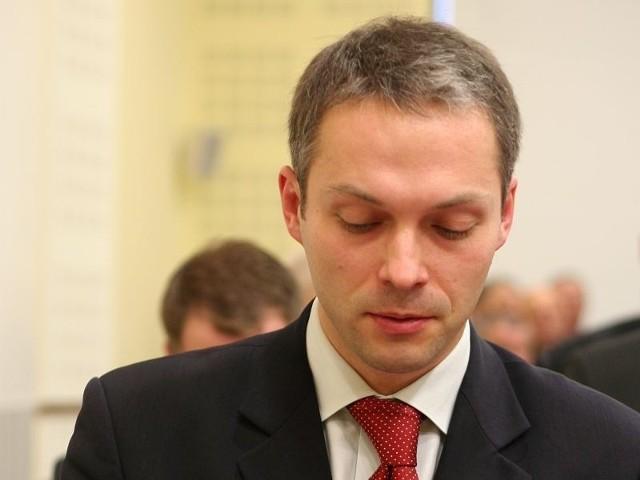 Jacek Żalek podlaski poseł PO