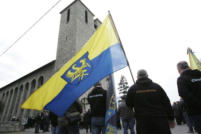 Pogrzeb burmistrza Dietera Prewdzinga