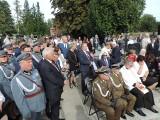 Uroczyste obchody 81. rocznicy bitwy pod Łętownicą i Andrzejewem