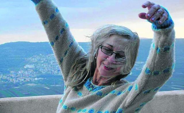 Ruth Pardess jest dziś cenioną izraelską artystką. Weźmie udział w tegorocznym festiwalu
