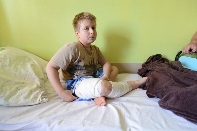 Wybuch na moście Chrobrego: Rodzice Filipa powalczą o odszkodowanie
