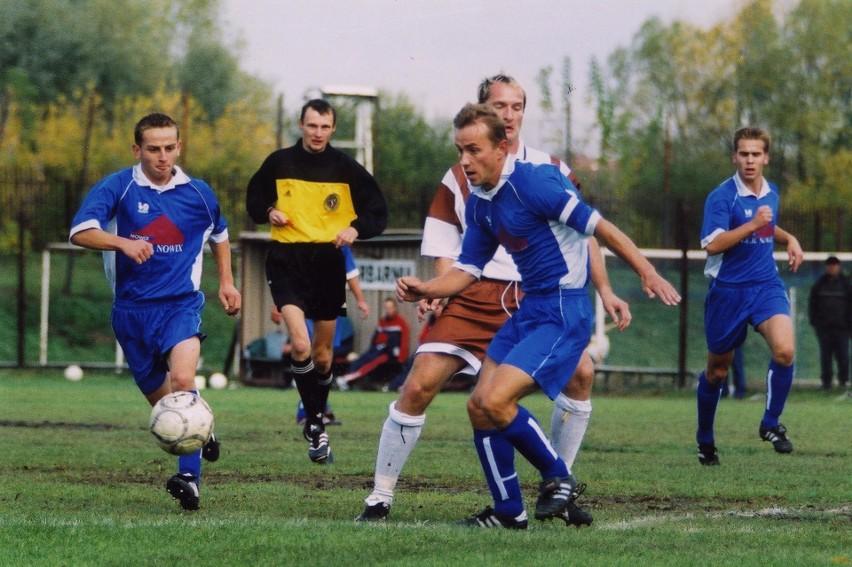 Październik 2003, IV liga: Garbarnia - Alwernia (2:0)