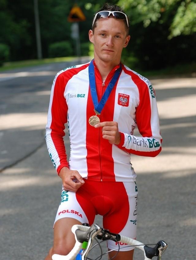 Jarosław Marycz ze srebrnym medalem ME do lat 23.