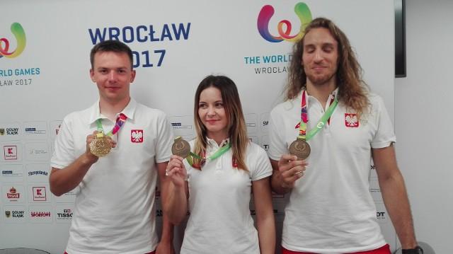 Wojciech Bógdał (z lewej)