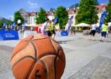 ENEA Streetball 2021 w Białymstoku. Na Rynku Kościuszki rozegrano turniej koszykówki (zdjęcia)