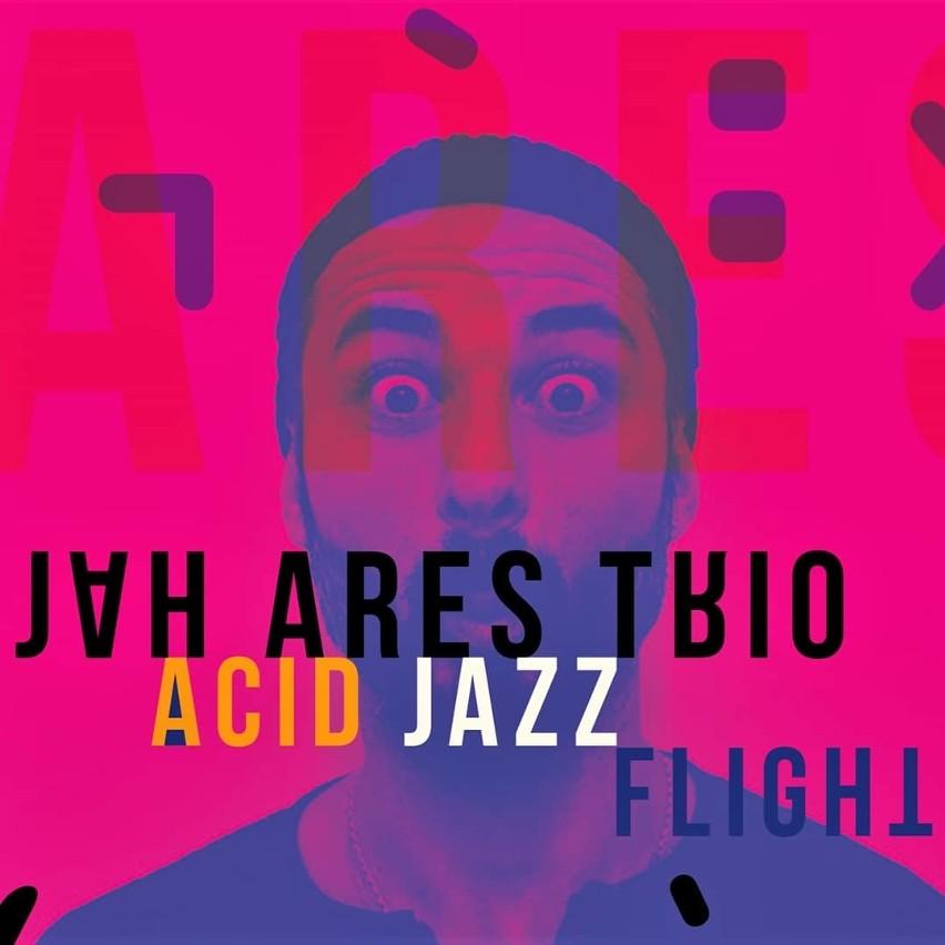 """POchodzące z najnowszej płyty Jah Ares Trio nagranie """"Dirty Hanckock"""" grane jest przez radiostacje całego świata"""