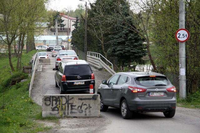 Rada dzielnicy Szerokie prosi ratusz o pilne rozpoczęcie remontu mostu przy ulicy Głównej.