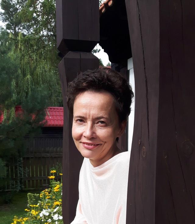 Grażyna Jagielska: Domu się nie da naprawić i jako osoba niemalże 60-letnia doszłam do świadomości, że człowieka też się nie da