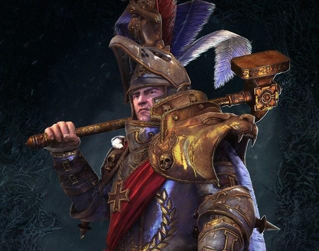 Total War: WarhammerImperator Karl Franz w grze Total War: Warhammer