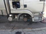 Niesprawne ciężarówki na opolskich drogach. ITD zatrzymało samochodowy złom