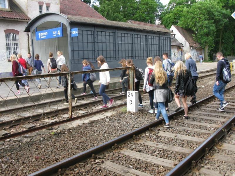 Gigantyczny tłok w pociągach z Tczewa do Chojnic. Powstanie specjalny węzeł integracyjny?