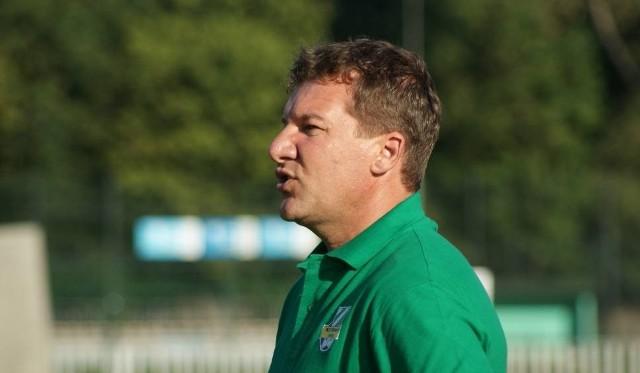 Tomasz Kmiecik nie jest już trenerem Warty Sieradz