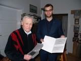 Medal dla druha Eskulapa. Julian Toporowski z Kluczborka odznaczony medalem państwowym