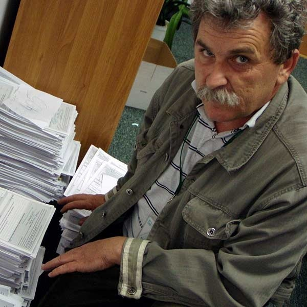 Wiesław Kościesza pożegnał się z funkcją kierownika ARiMR.