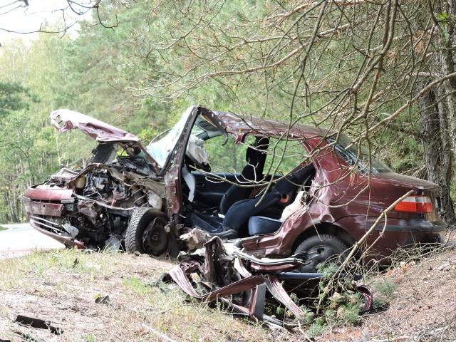 Gmina Olszewo-Borki. Tragiczny wypadek na DW 544, 5.08.2019