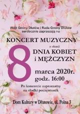 W najbliższą niedzielę koncert z okazji Dnia Kobiet i Mężczyzn