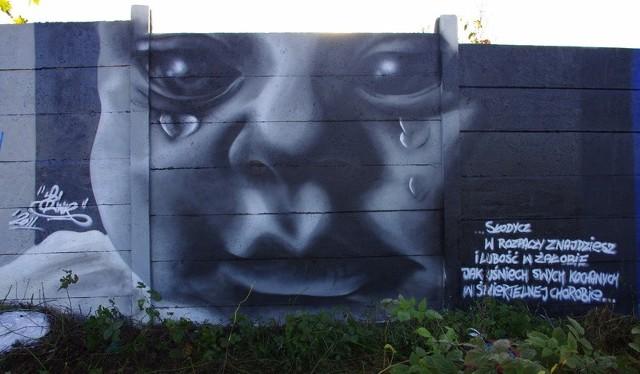Biblioteka miejska w Lęborku zaprasza na zajęcia z graffiti. Prowadzi je znany artysta Patryk Łukaszuk.
