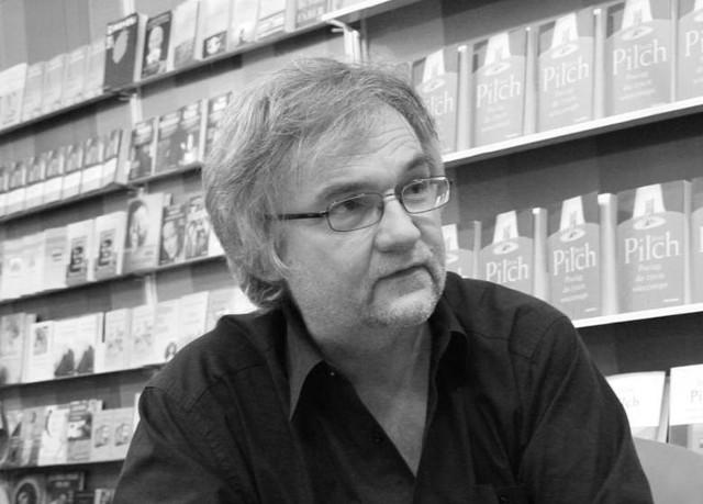 Jerzy Pilch zmarł w piątek 29 maja 2020 w Kielcach