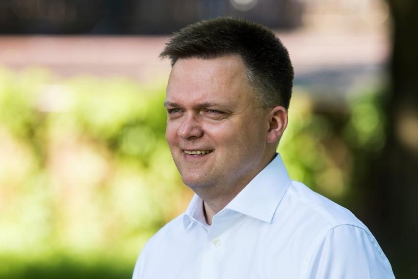 Szymon Hołownia o powrocie Donalda Tuska do polskiej...