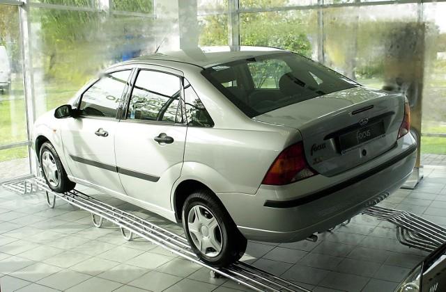 Takim autem będzie jeździł dyrektor ZUK.