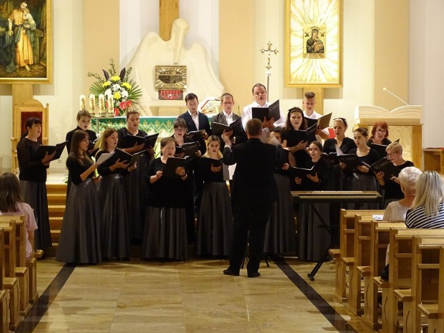 Chór Collegium Cantorum wystąpił w kościele pw. św. Józefa w Chełmnie