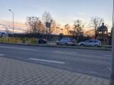 Szczecin. Wypadek w Kijewie. Potrącenie na skrzyżowaniu ul. Niedźwiedziej i ul. Foczej - 27.02.2020