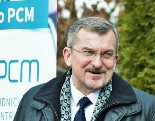 Prezes Dariusz Brzeziński