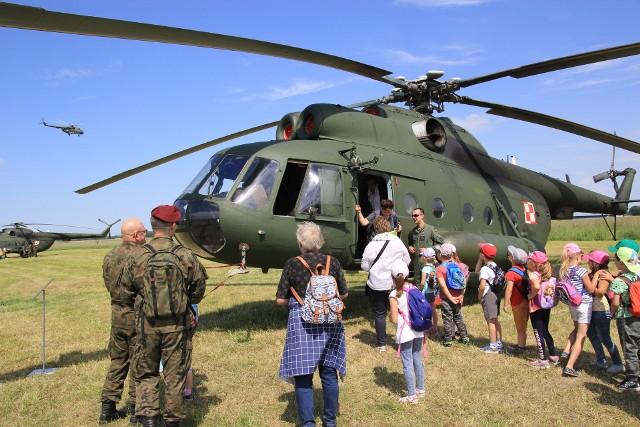 Dzień Otwartych Koszar w Jednostce Wojskowej w Leźnicy Wielkiej