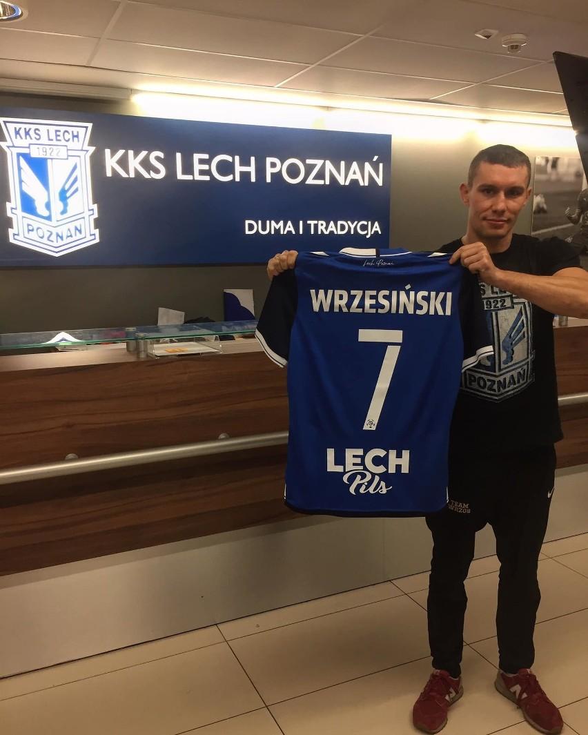 Damian Wrzesiński kilkanaście dni temu został laureatem 63....
