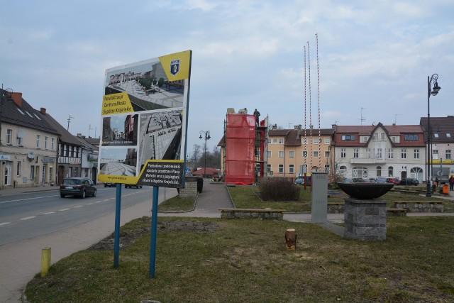 Jakie większe inwestycje stoją przed gminą Sępólno. Zobacz w galerii