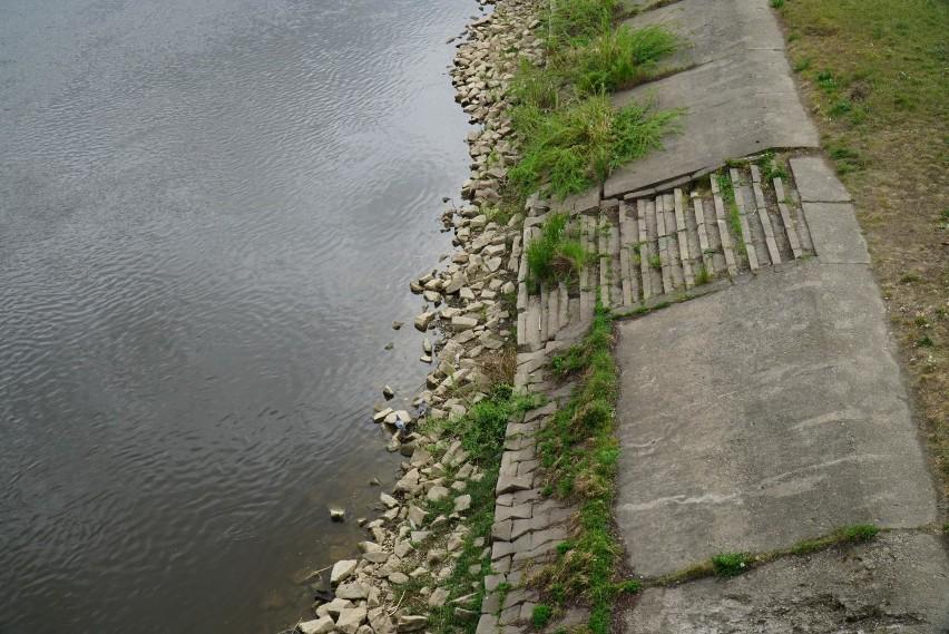 W rzekach ubywa wody, w tym roku nie było nawet wezbrania...