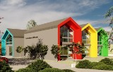Zakliczyn. Nowe, kolorowe przedszkole pomieści ponad setkę maluchów [WIZUALIZACJE]