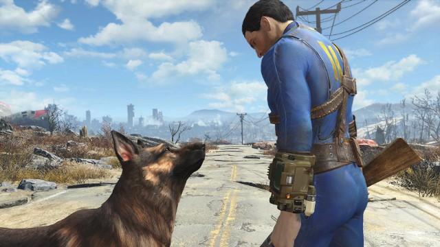 Fallout 4Fallout 4, czyli obecnie najlepiej sprzedająca się gra w Wielkiej Brytanii