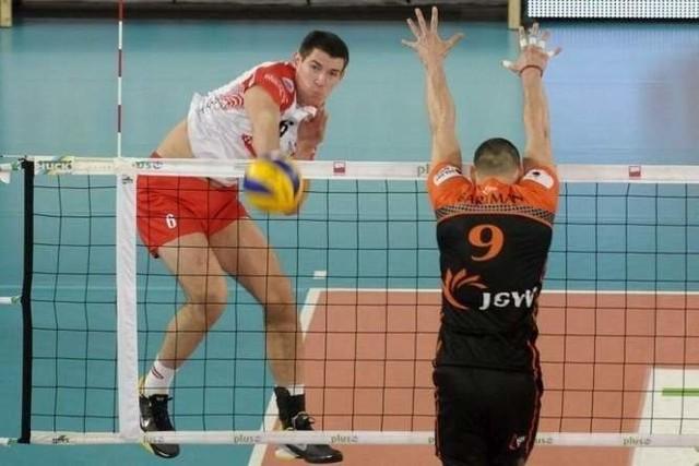 Dawid Konarski do niedawna był podporą bydgoskiego zespołu. W Baku poniesie nasz sztandar.