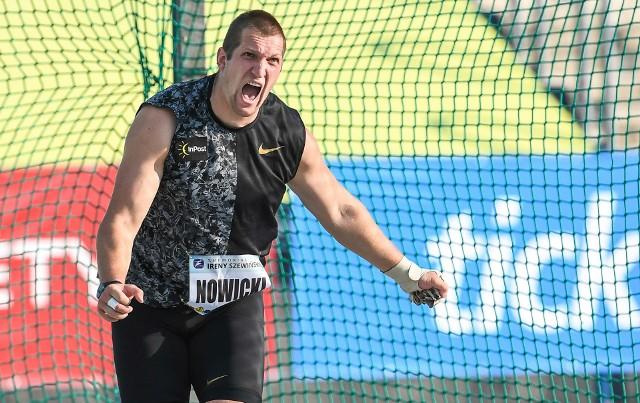Wojciech Nowicki mierzy bardzo wysoko. Zawodnik InPost Athletic Team chce wrócić za rok z Tokio z medalem igrzysk
