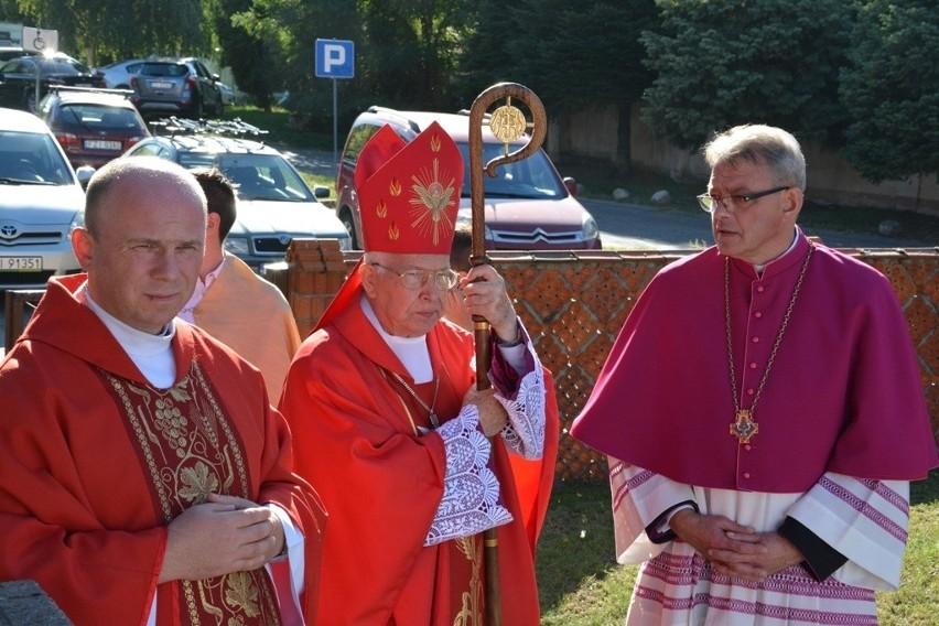 Uroczystości związane z 40-leciem powołania parafii pw. św. Stanisława Kostki w Sulechowie