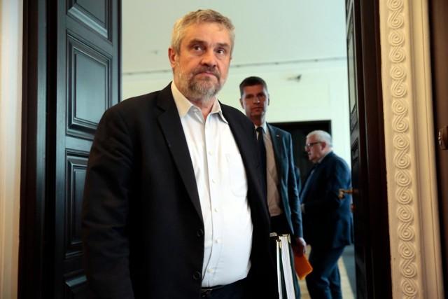 Minister rolnictwa i rozwoju wsi, Jan Krzysztof Ardanowski