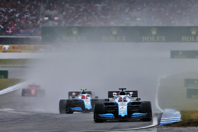 Russell i Kubica