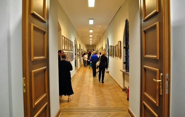 Od 1 lutego ponownie otwarte są galerie sztuki i muzea