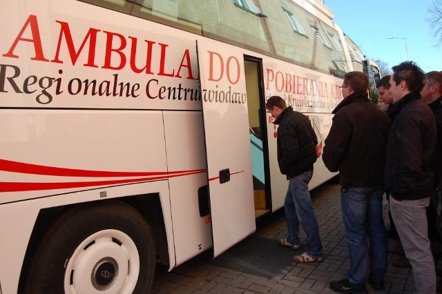 W pierwszej połowie kwietnia akcje honorowego oddawania krwi aż w trzech miastach powiatu nakielskiego: w Mroczy, Szubinie i Nakle