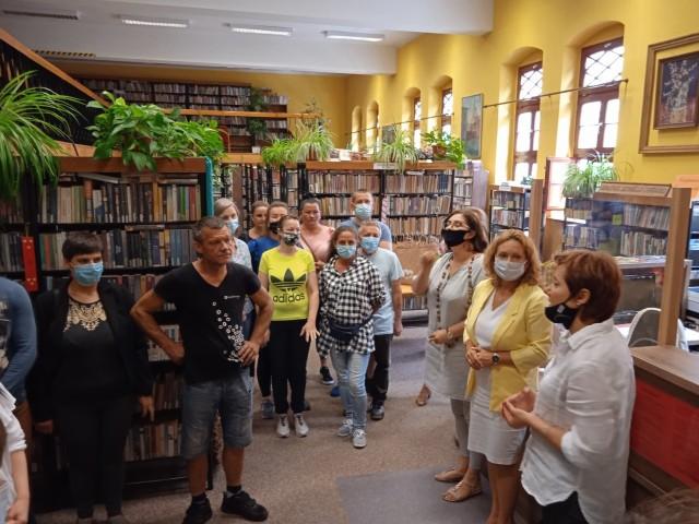 Nowa wystawę można oglądać w Miejskiej Bibliotece Publicznej w Chełmnie