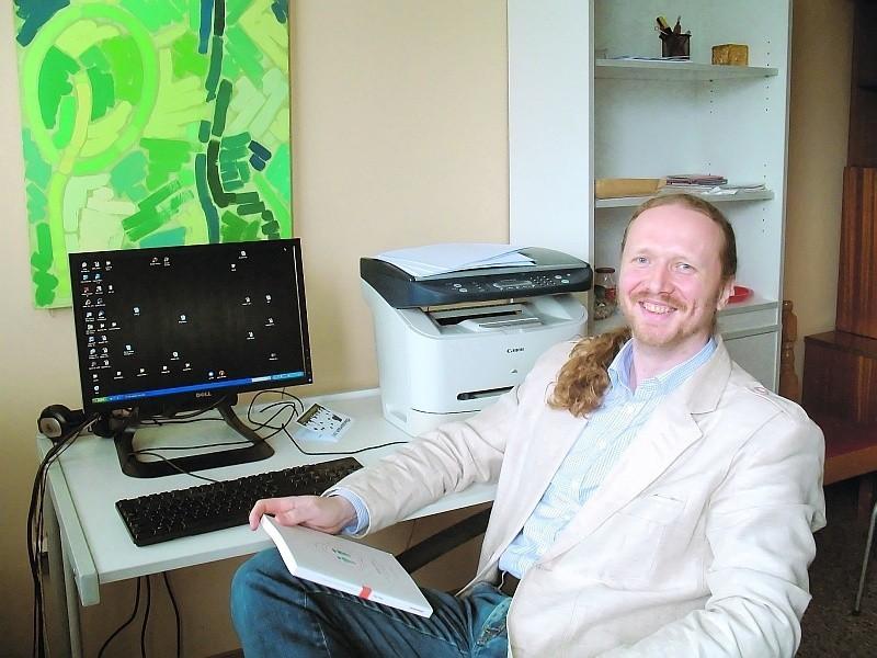- Filozoficzna refleksja nad komputerowymi technologiami jest niezbędna, aby pokazać te korzystne i te niebezpieczne ścieżki – mówi dr Marcin Sieńko.