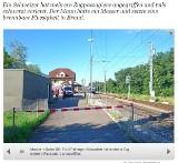 Atak nożownika w pociągu w Szwajcarii: 7 osób, w tym jedno dziecko, ciężko rannych