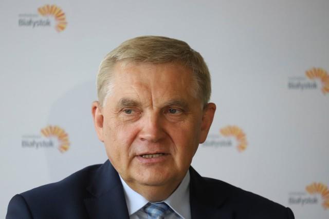 W czwartek prezydent Białegostoku Tadeusz Truskolaski odwołał ze stanowiska Alicję Geniusz