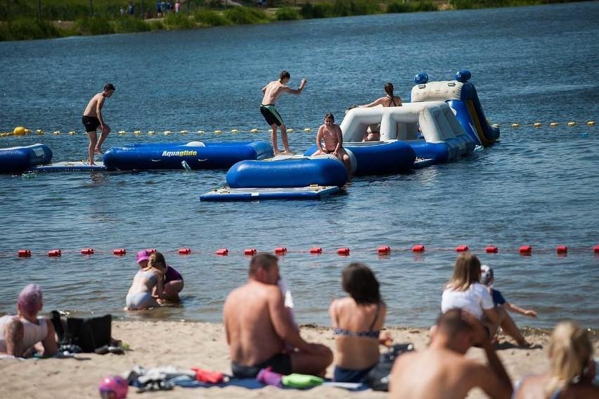 Wodna Dolina w Koszalinie - kąpielisko już jest czynne codziennie w godzinach 10 - 18