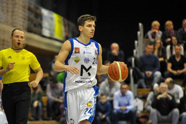 Tomasz Prostak jest mocnym punktem prudnickiej drużyny.