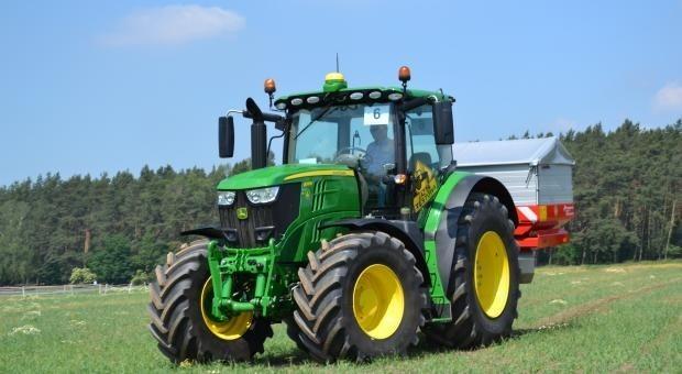 Pokaz maszyn rolniczych w  Żelisławkach już 6 kwietnia