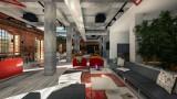 Kreatywne biura w fabryce włókienniczej przy ul. Dowborczyków [WIZUALIZACJE]