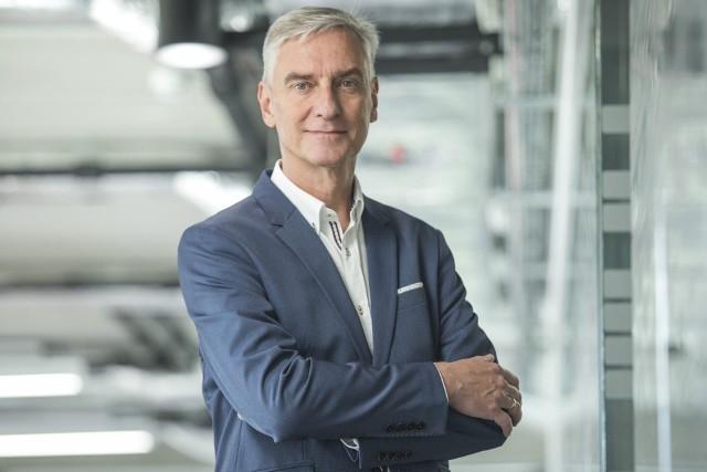 Michał René, Dyrektor Frachtu Lotniczego Klastra Europy Północno-Wschodniej w DB Schenker